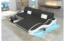 Canapé Design DIABLO MINI avec éclairage LED & port USB