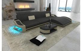 Designer Sofa DIABLO MINI mit LED Beleuchtung & USB Anschluss NATIVO™ Möbel Schweiz