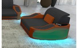 Sessel DIABLO mit LED Beleuchtung & USB Anschluss NATIVO™ Möbel Schweiz