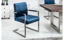 Chaise Design VILLA ROYAL BLUE