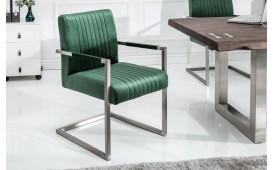 Chaise Design VILLA ROYAL GREEN