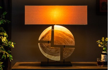 Lampe de table BIOTIC 80 cm