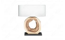 Designer Tischleuchte BIOTIC ARTWORK 55 cm NATIVO™ Möbel Schweiz