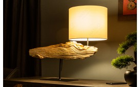 Designer Tischleuchte BIOTIC ARTWORK 70 cm NATIVO™ Möbel Schweiz
