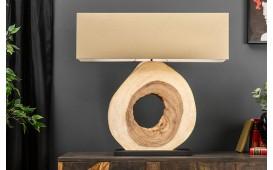 Designer Tischleuchte BIOTIC ARTWORK 80 cm NATIVO™ Möbel Schweiz