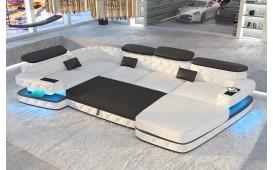 Divano di design EXODUS XL con illuminazione a LED e presa USB NATIVO™ Möbel Schweiz