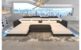Divano di design AVATAR XXL DUO con illuminazione a LED e presa USB NATIVO™ Möbel Schweiz