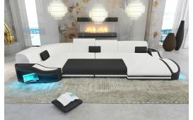 Canapé Design DIABLO XL avec éclairage LED & port USB NATIVO™ Möbel Schweiz