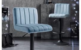 Designer Barhocker OREGON BLUE
