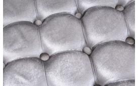 Tabouret Design ROCCO BIG SILVER 50 cm NATIVO™ Möbel Schweiz