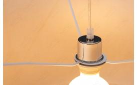 Lampada a sospensione GERM NATURE 50 cm NATIVO™ mobili Italia