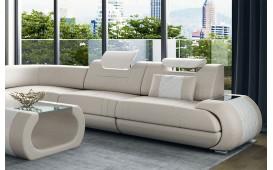 Canapé Design VERSUS XXL avec éclairage LED & port USB NATIVO™ Möbel Schweiz