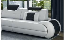 Canapé Design VERSUS MINI avec éclairage LED & port USB