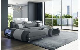 Designer Sofa VERSUS MINI mit LED Beleuchtung & USB Anschluss NATIVO™ Möbel Schweiz