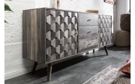 Credenza di design ARABICA GREY 145 cm