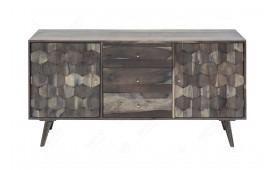 Designer Sideboard ARABICA GREY 145 cm NATIVO™ Möbel Schweiz