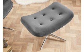 Tabouret Design STUFFY GREY