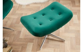 Designer Sitzhocker STUFFY GREEN