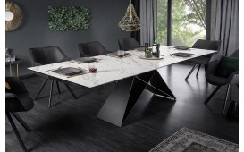 Table Design CRONOS MARMOR 180-260 cm