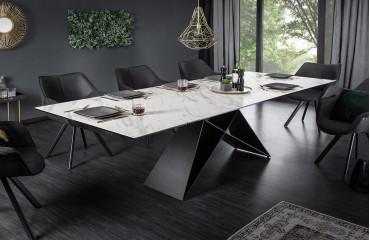 Designer Esstisch CRONOS MARMOR 180-260 cm NATIVO™ Möbel Schweiz