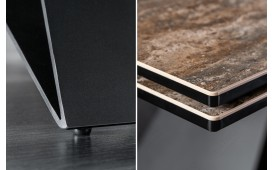Table Design CRONOS ROST 180-260 cm