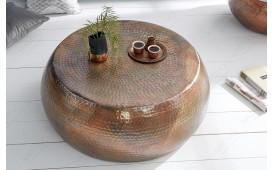 Table basse Design ORIENTAL COPPER 80 cm