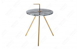 Table d'appoint Design SIMPLY GREY 36 cm NATIVO™ Möbel Schweiz