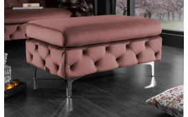 Tabouret Design ROCCO BIG ROSE