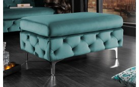 Pouf di design ROCCO BIG AQUA