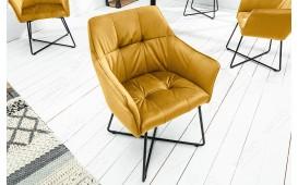 Designer Stuhl RIFLE SENF NATIVO™ Möbel Schweiz