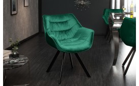 Sedia di design SOLACE GREEN
