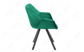 Chaise Design SOLACE GREEN