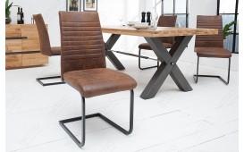 Chaise Design STOREY BROWN NATIVO™ Möbel Schweiz