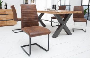 Designer Stuhl STOREY BROWN NATIVO™ Möbel Schweiz
