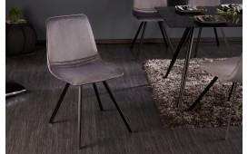 Chaise Design DELFT GREY I NATIVO™ Möbel Schweiz