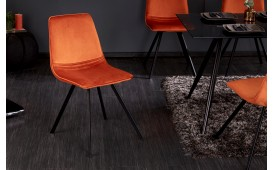 Sedia di design DELFT  ORANGE NATIVO™ Möbel Schweiz