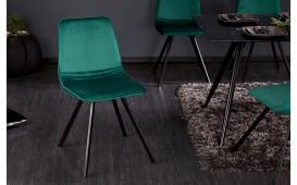 4 x Designer Stuhl DELFT GREEN