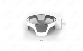Tavolino di design THOR