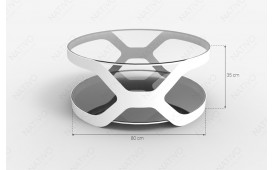 Table basse Design INFINITY