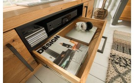 Designer Lowboard TORAH 200 cm NATIVO™ Möbel Schweiz