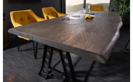 Designer Esstisch TAURUS INDUSTRIAL 220 cm GREY NATIVO™ Möbel Schweiz