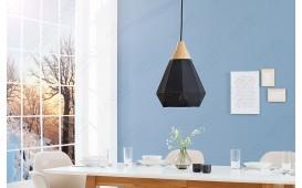 Designer Hängeleuchte MAN I BLACK NATIVO™ Möbel Schweiz