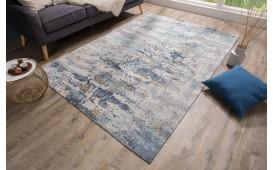 Designer Teppich ABSTRUSE BLUE