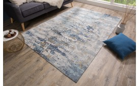 Tapis Design ABSTRUSE BLUE