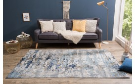 Tapis Design ABSTRUSE BLUE