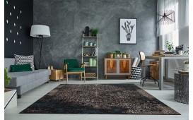 Designer Teppich LUWIAN DARK BLUE NATIVO™ Möbel Schweiz