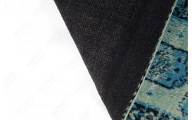 Designer Teppich ESTE BLUE NATIVO™ Möbel Schweiz