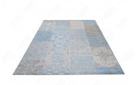 Designer Teppich ESTE II BLUE NATIVO™ Möbel Schweiz