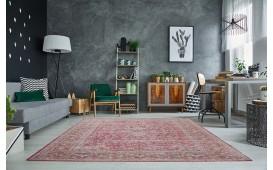 Designer Teppich BOHO ANTIK RED