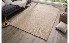 Designer Teppich WULL BEIGE